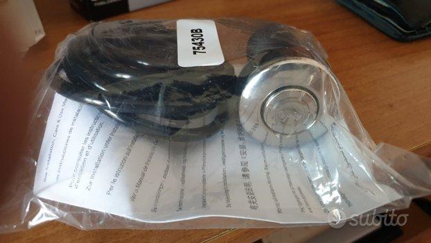 Pulsante pneumatico per vasca idromassaggio e trit