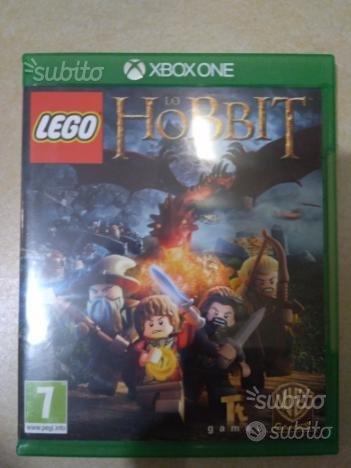 Gioco Xbox one Lego lo Hobbit