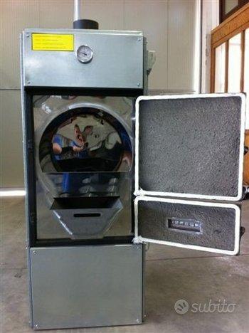 Generatore di calore a legna