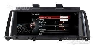 Navigatore android bmw x3 x4 f25 android 9