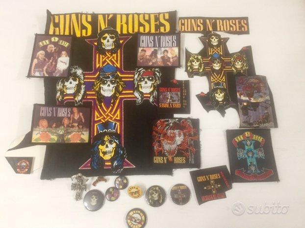 Guns n' Roses lotto anni 90
