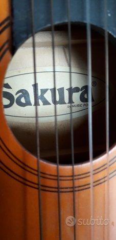 Chitarra da bambino Sakura