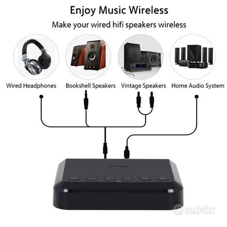 Sistema Multiroom x Spotify Wi-Fi/Bluetooth