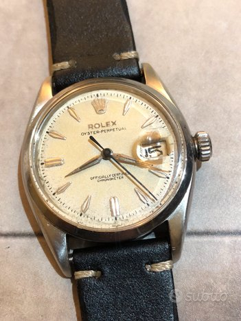 Rolex Oyster Perpetual Date Ref.6534 Vintage