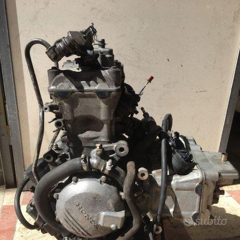 Blocco motore vfr 800 sigla rc46l