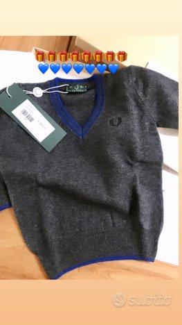 Pullover Fred Perry neonato