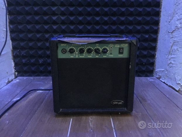 Amplificatore STAGG