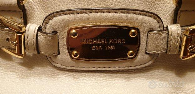 Borsa pelle Michael Kors