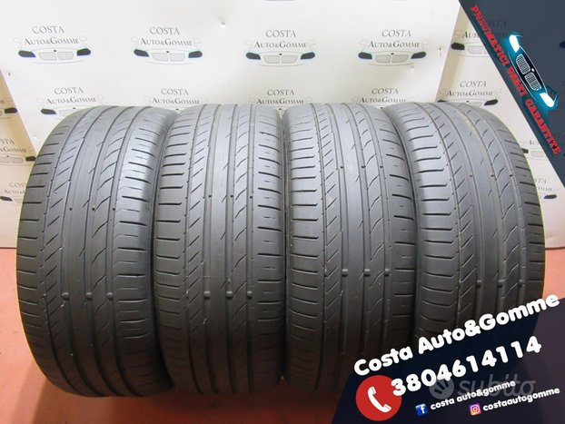 Gomme 235 50 18 Continental 90% 235 50 R18