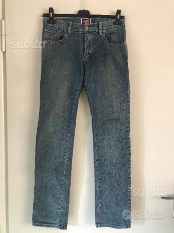 Pantalone lungo jeans flip street wear skate hh
