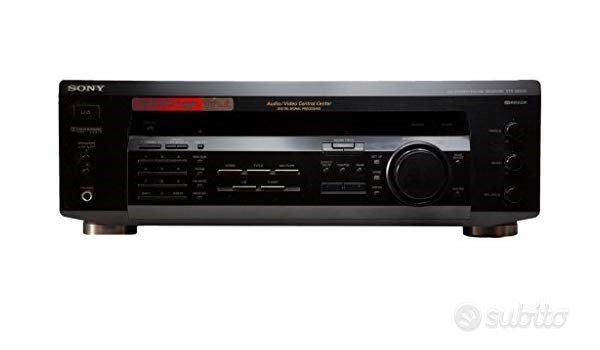 Sony sintoamplificatore audio video STR-DE 235