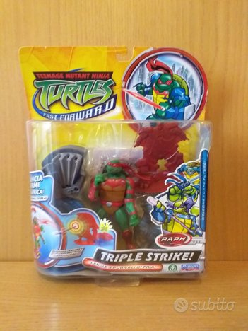 Tartarughe ninja Turtles Raffaello Fast Forward