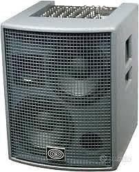 Amplificatore combo SR TECHNOLOGIES JAM 400