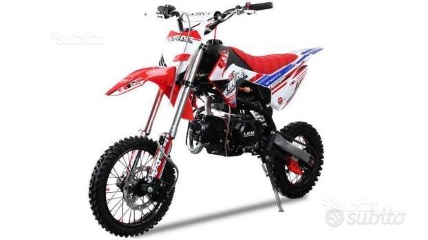 NUOVISSIMA Pitbike RF 125cc 4T