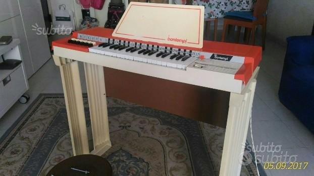 Pianola BONTEMPI 109B