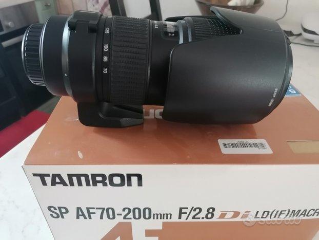 Tamron AF 70-200mm f 2.8 di LD Macro x Sony alpha
