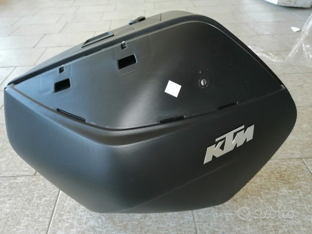 Borse laterali KTM Super Duke GT