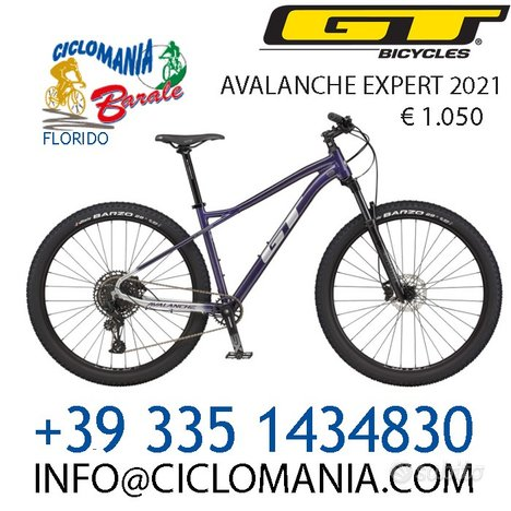 AVALANCHE EXPERT 2021 tg s -M