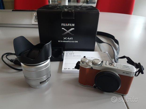 Fotocamera mirrorless Fujifilm X-M1