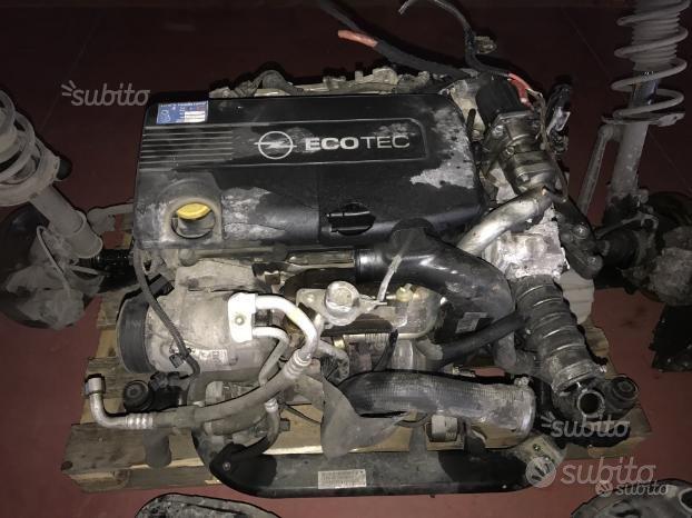 Motore Opel Astra 2007 1.7 diesel Z17DTR