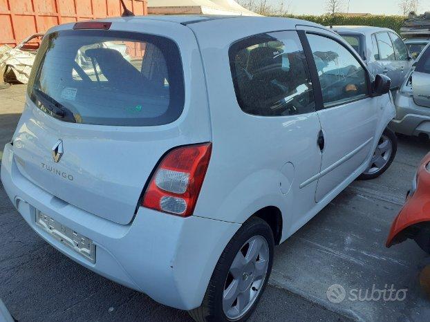 Renault twingo 1.2 benzina 2012