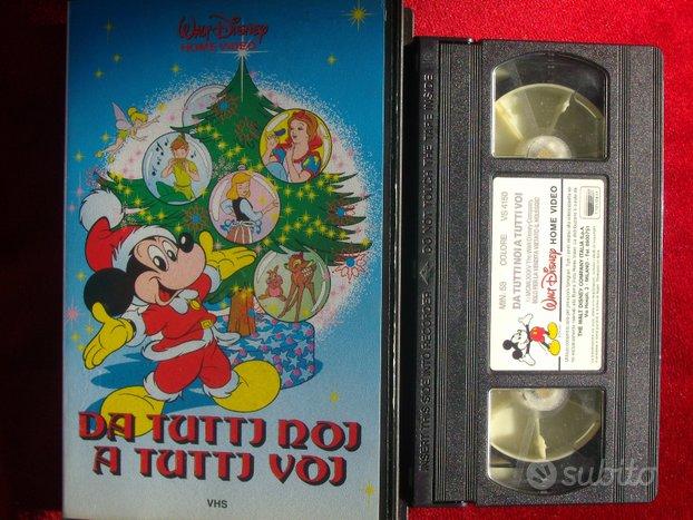 Cult Disney VHS anni '80 e '90