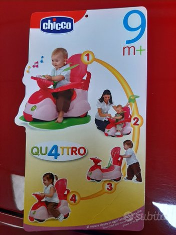 Chicco 4 in 1