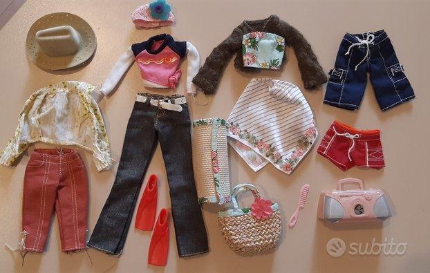 Outfit vestiti Barbie Cali/California Girl