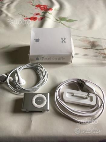 Apple iPod Shuffle 1gb 2^ generazione, nuovo
