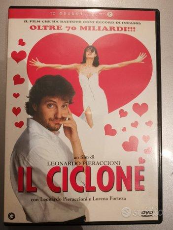Film DVD - IL CICLONE
