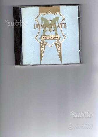 Cd Madonna, The immaculate collection, 1990