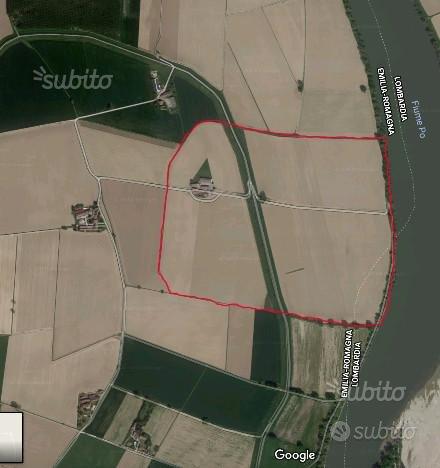 Azienda Agricola con terreno (700 pertiche pc)