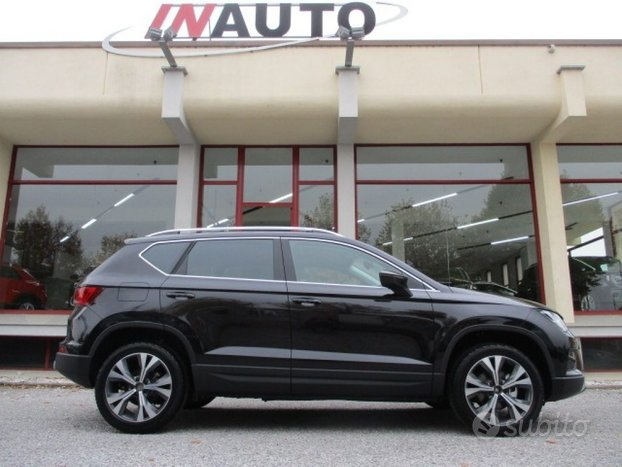 SEAT Ateca 1.6 TDI DSG Business + Styling Pack 1