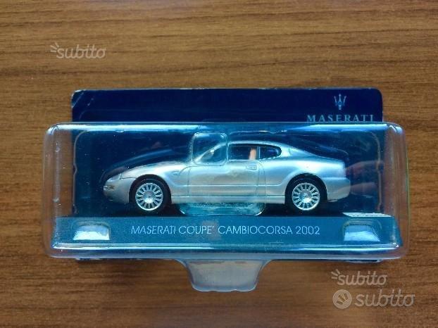 Maserati Coupè Cambiocorsa 2002 - Scala 1/43