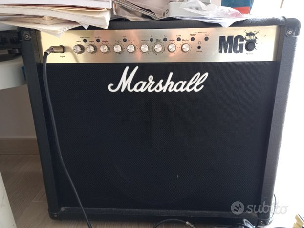 Marshall MG 100FX - 100 watt - Combo
