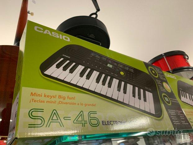 Casio SA46 - Tastiera Casio 46 Tasti( Nuova )