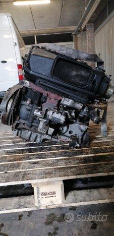 Motore Bmw 320 2.0 TDI 150cv anno 2004 Sigla 204D4