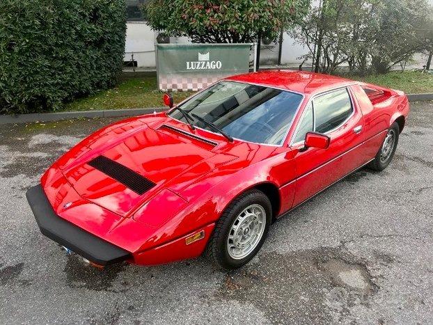 Maserati - Merak 3000 SS Cruscotto Bora