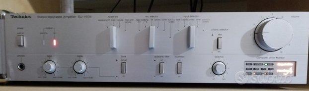 Amplificatore Technics SU-V505 classe A 60W