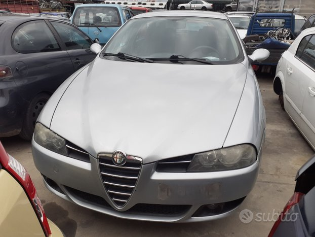 Alfa Romeo 156 Giugiaro 1.9 mjet 16v