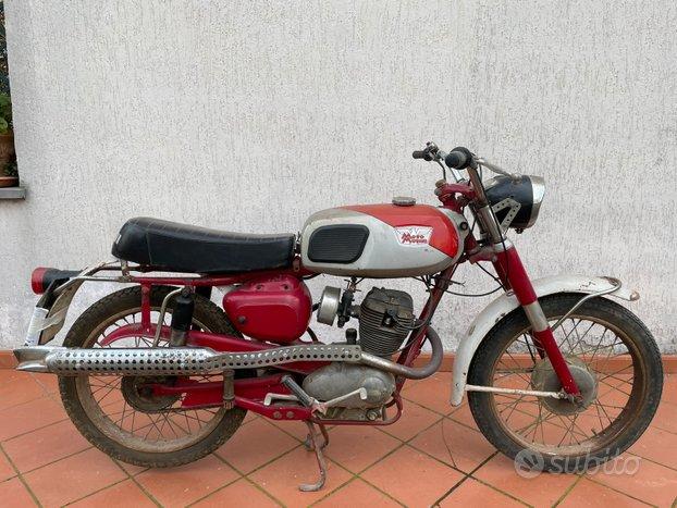 Moto Morini Corsaro 125 Jaguar