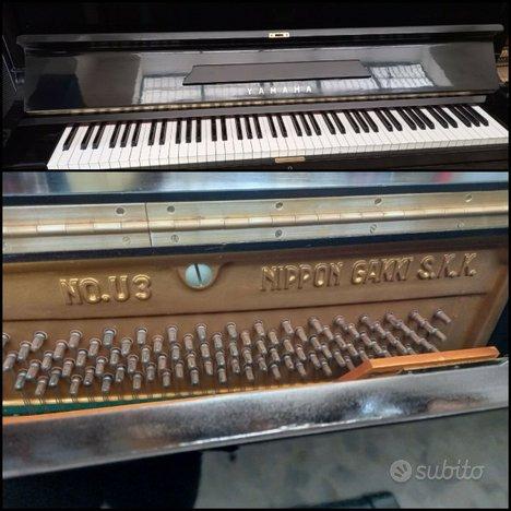 Pianoforte acustico yamaha u3 hamatsu