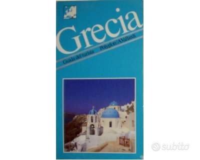 Grecia - guida del turista - polyglott/ vallardi