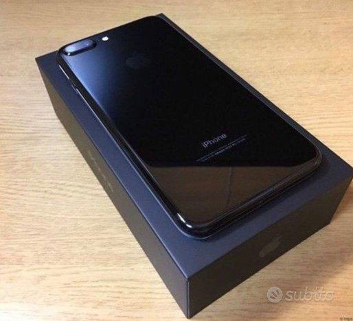 Iphone 7Plus 256gb black special edition