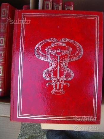 Guida Medica Enciclopedia Fabbri 1964