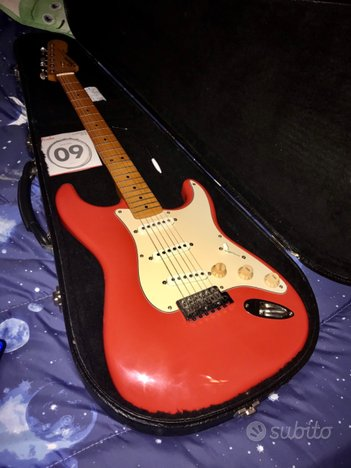 Fender Stratocaster SQUIER CLASSIC VIBE 50's