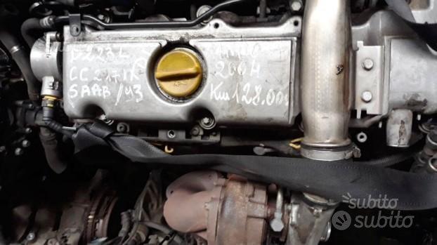 Motore SAAB - Sigla D223L