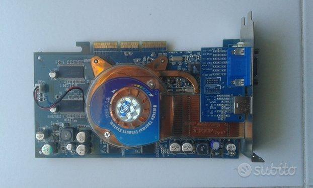 Scheda Video Siluro GF4 IT4200-8X