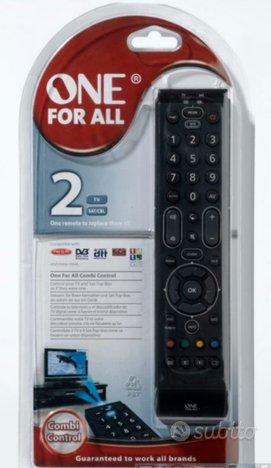Kit 5-Telecomandi-TV-VideoProjet-UniveTelecomani