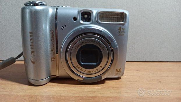 Fotocamera digitale Canon Powershot A580